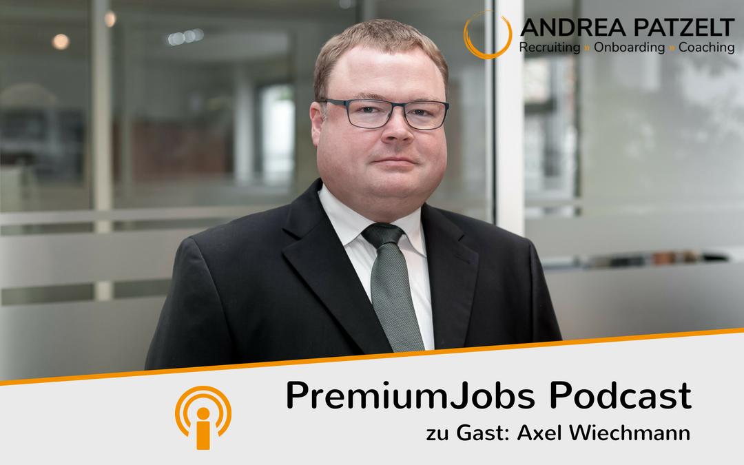 Axel Wiechmann – Premium Job bei Jaguar Land Rover? Bist du bereit?