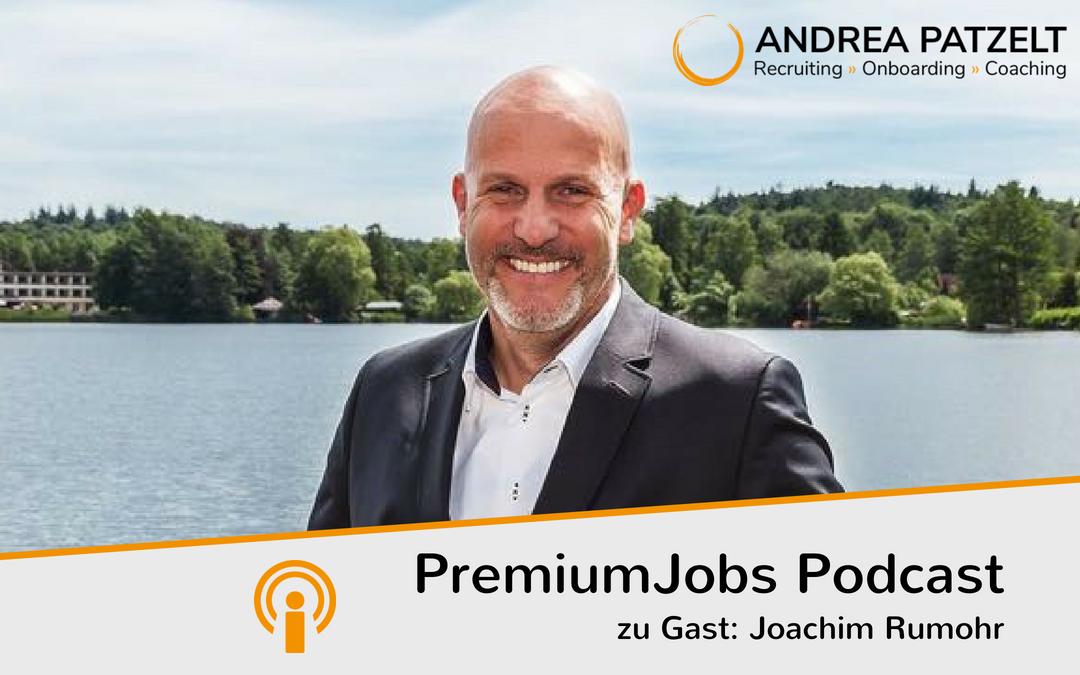 Joachim Rumohr – So nutzt du XING für deine Bewerbung