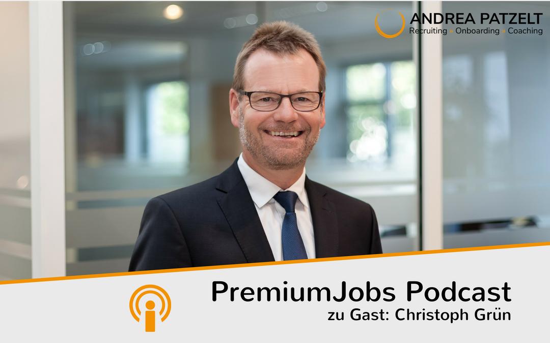 Christoph Grün – Premium Job bei Volvo
