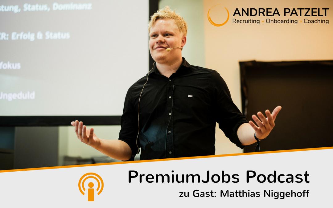 Matthias Niggehoff – So nutzt du praktische Psychologie in deinen Gesprächen