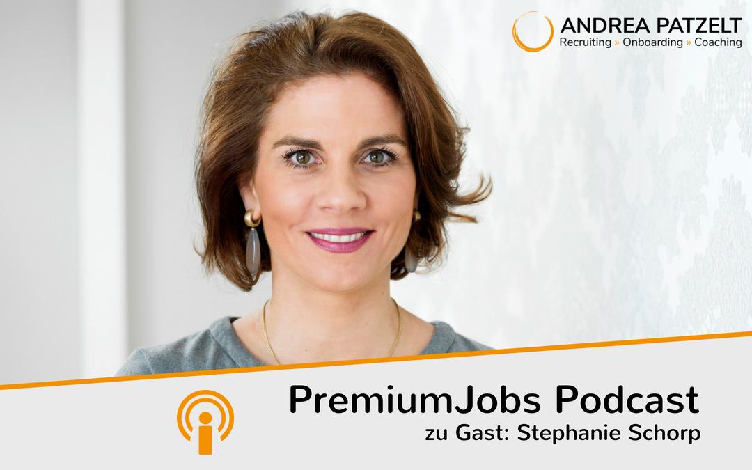 Stephanie Schorp  – So behältst du den roten Faden in deinen Gesprächen