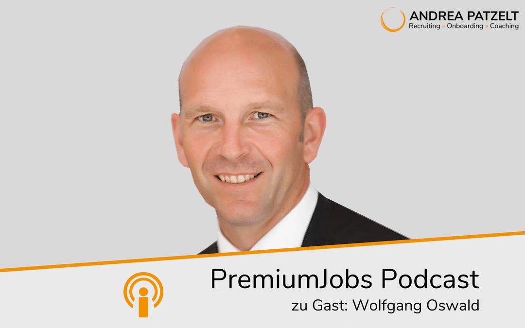 Wolfgang Oswald – Premium Job bei Bentley und Aston Martin