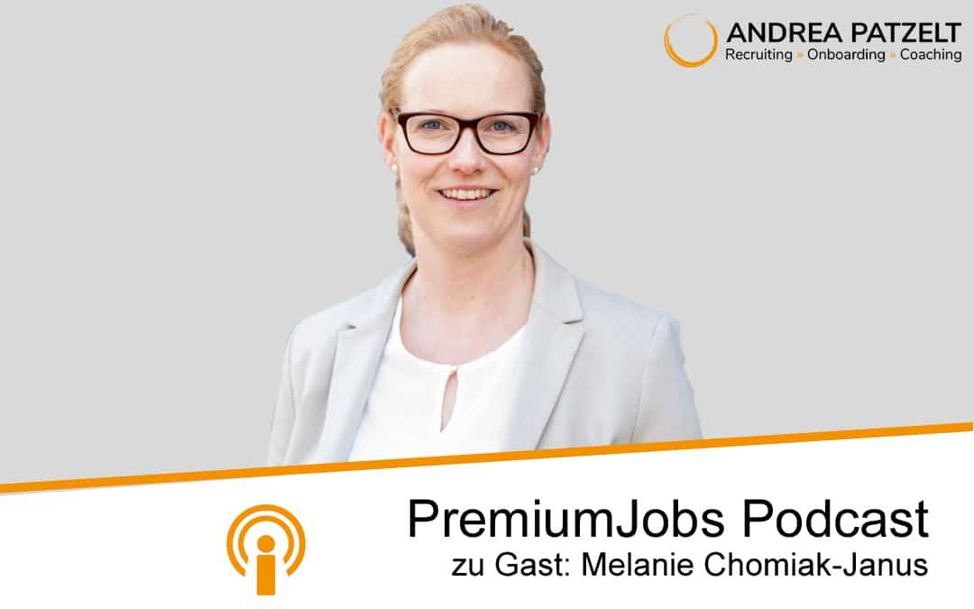 Melanie Chomiak-Janus: 4 Elemente wirksamer Führung