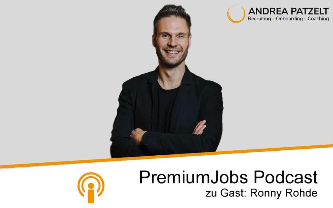 Ronny Rohde – Verkaufe dich selbst!