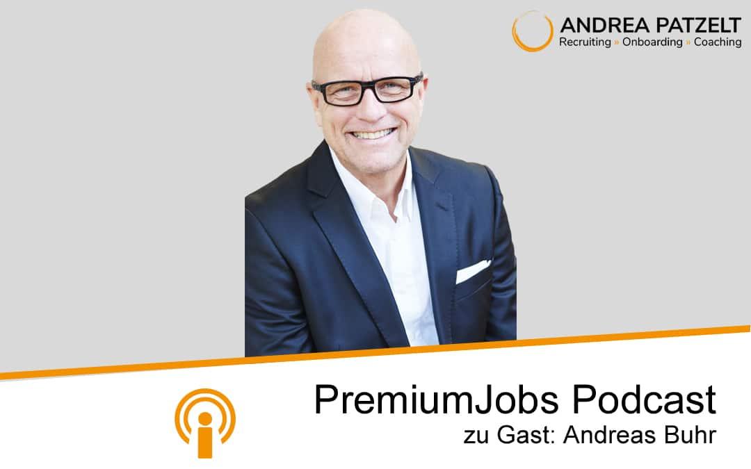 Andreas Buhr: Warum du eine gute Ersatzbank brauchst