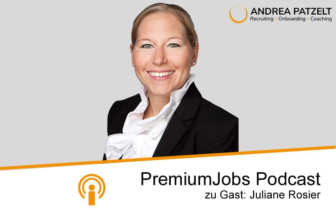 Juliane Rosier: Deine Erfolgsbewerbung