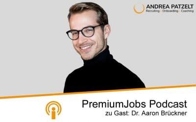 Dr. Aaron Brückner: So kommen Mitarbeiter gern zur Arbeit