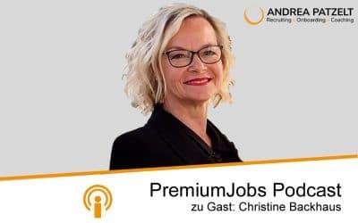 Christine Backhaus: So führst du eine glückliche Beziehung