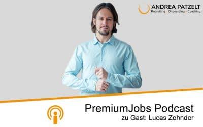 Lucas Zehnder: Souverän im Jobinterview