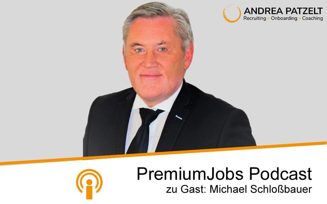 Michael Schloßbauer: Perlentaucher